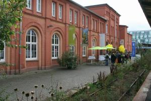 Tagungshotel KulturBahnhof Kassel