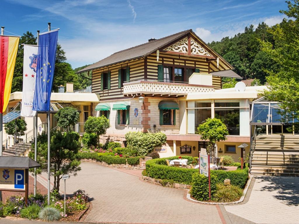 Hotel Villa Marburg im Park #1