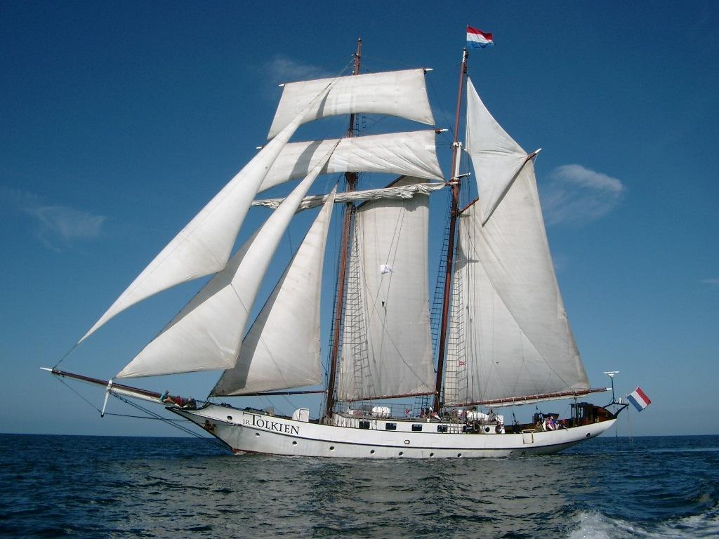 Van der Rest Sail Charter B.V. #1