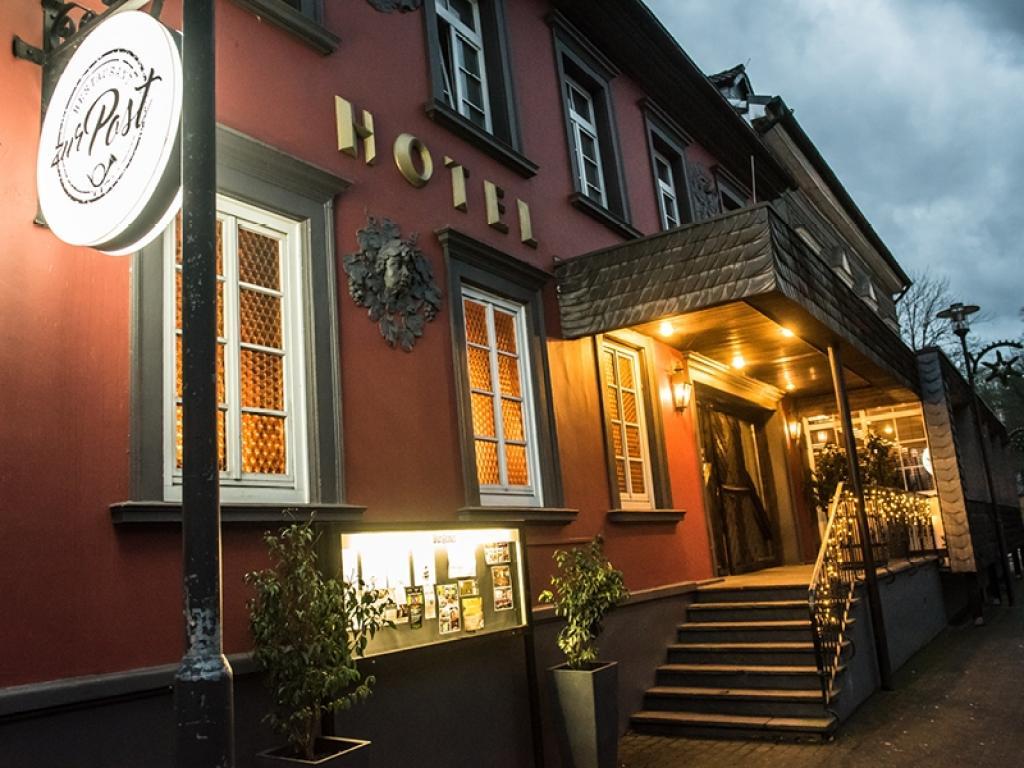 Hotel zur Post Wiehl