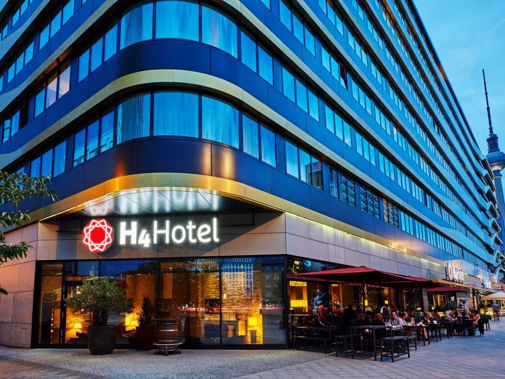 H4 Hotel Berlin Alexanderplatz #1