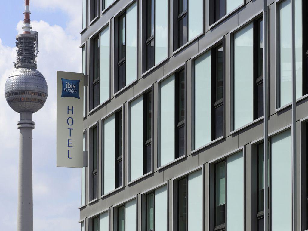 ibis budget Berlin Alexanderplatz #1