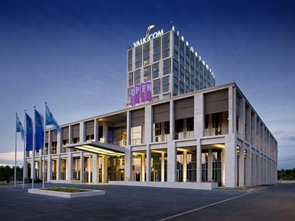 Van der Valk Airporthotel Düsseldorf #1
