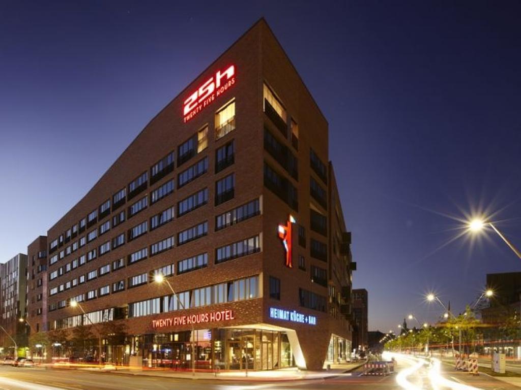 25hours Hotel HafenCity #1