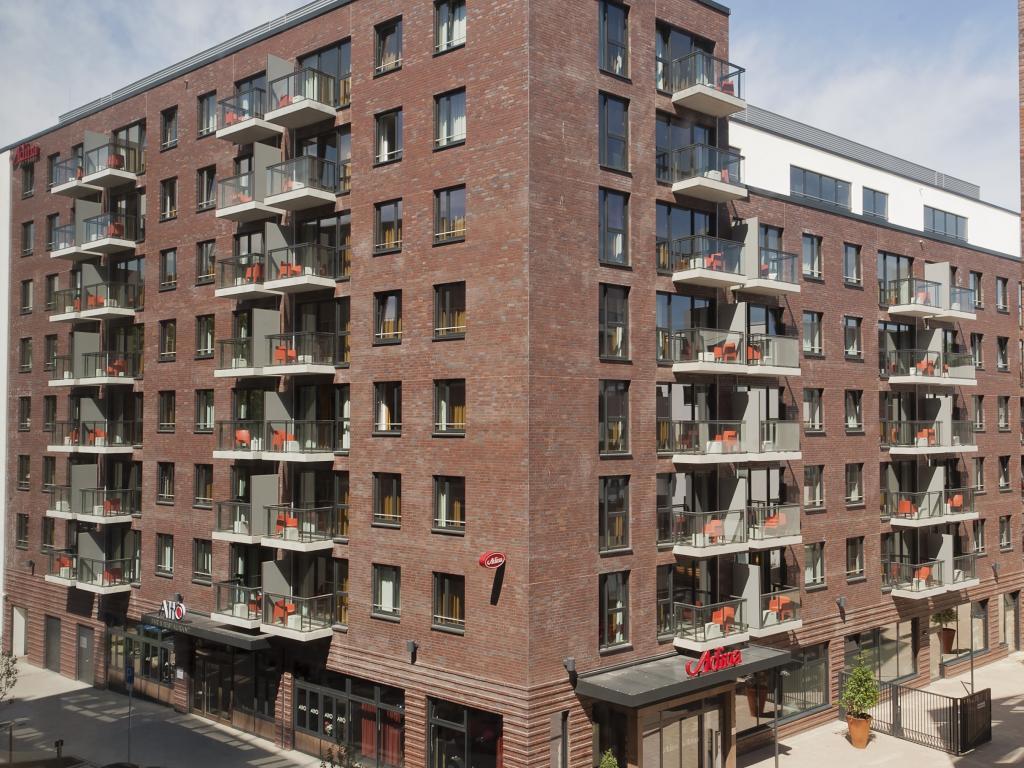 Adina Apartment Hotel Hamburg Michel #1