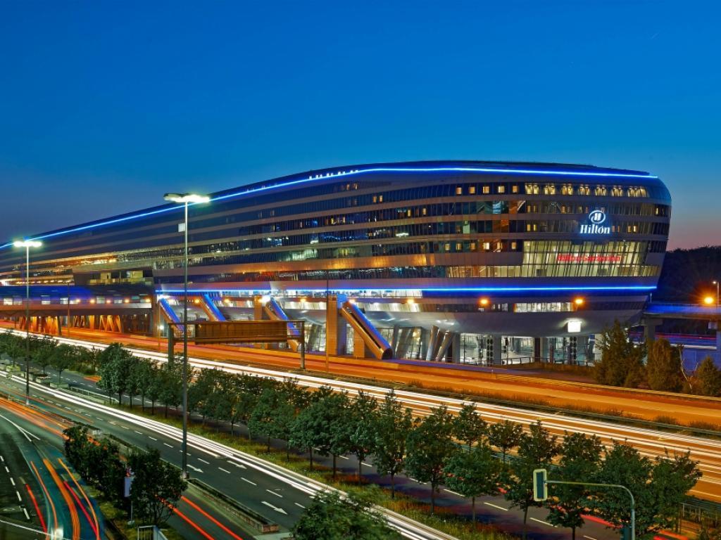 Hilton Frankfurt Airport #1