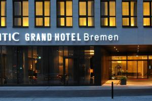 Tagungshotel ATLANTIC Grand Hotel Bremen