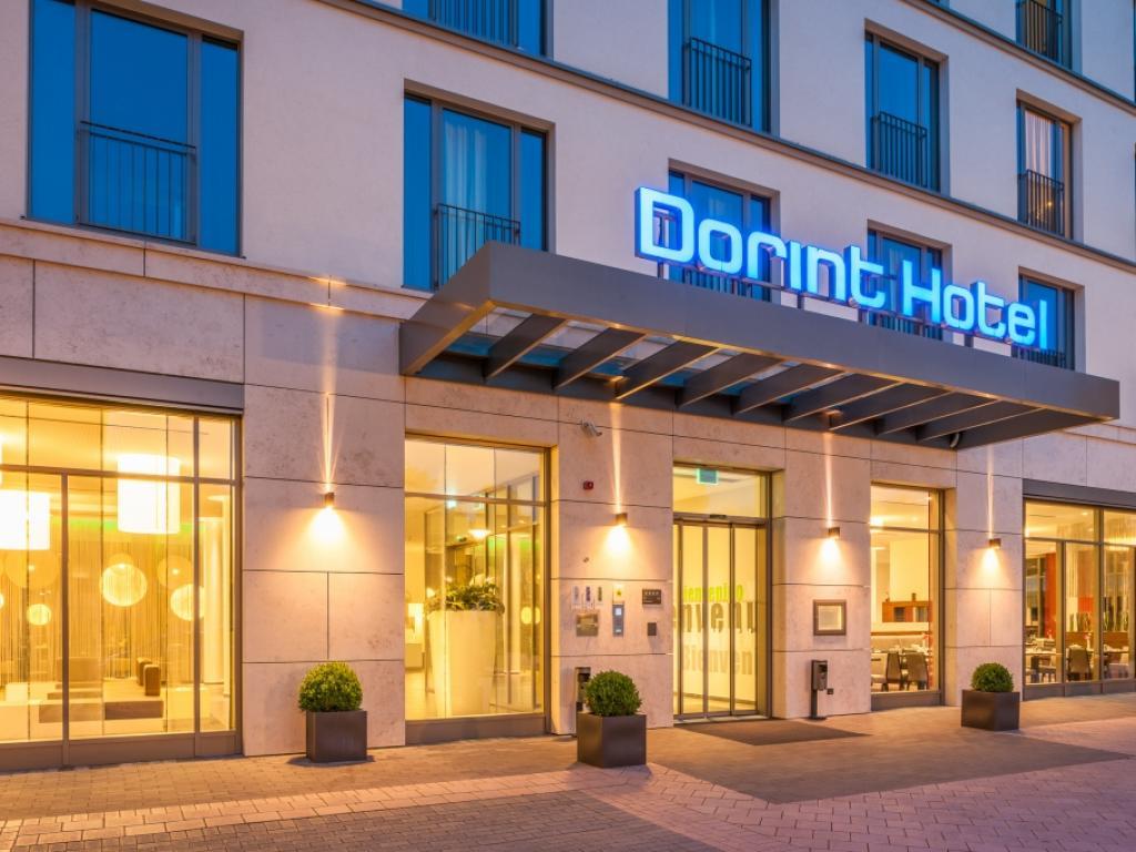 Dorint Hotel Hamburg-Eppendorf #1