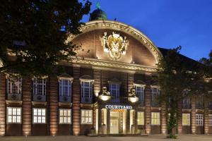 Tagungshotel Courtyard by Marriott Bremen