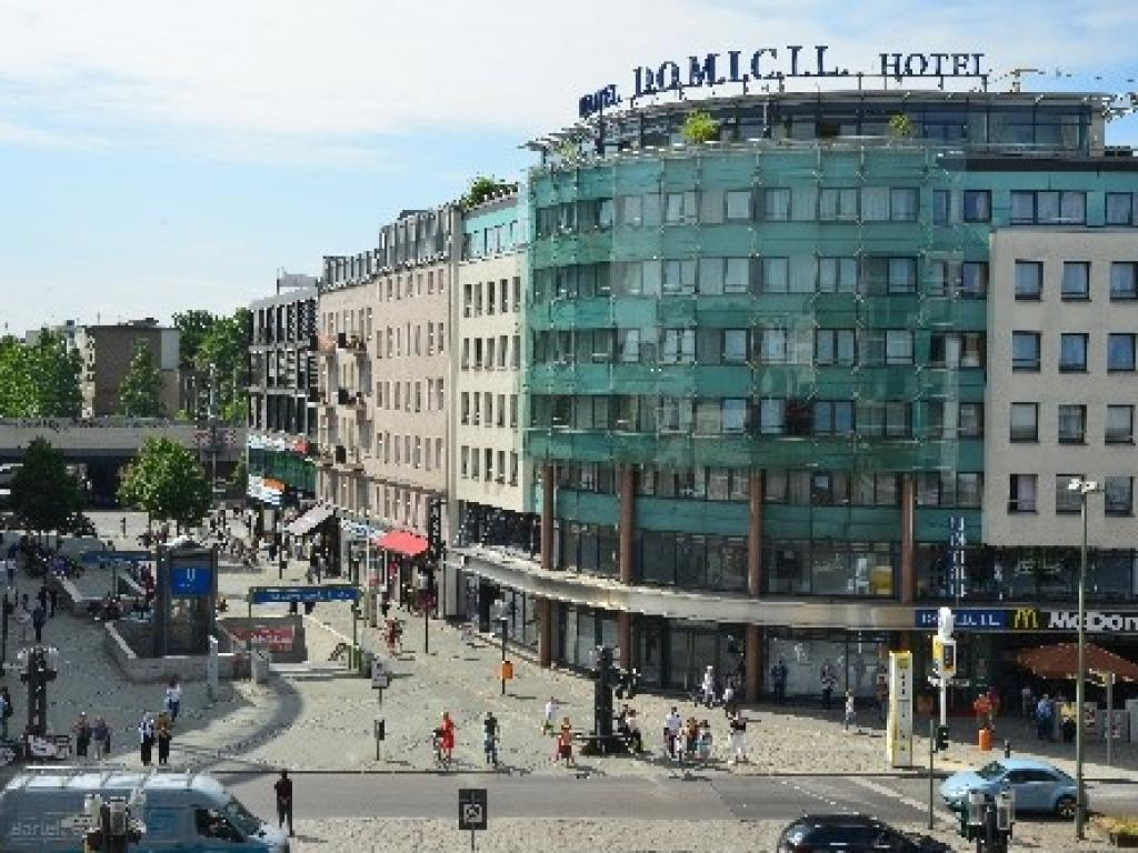 Hotel Domicil Berlin by Golden Tulip #1