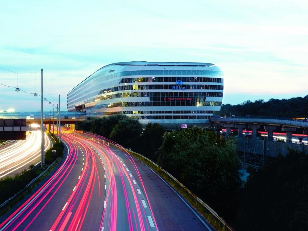 Hilton Garden Inn Frankfurt Airport #1