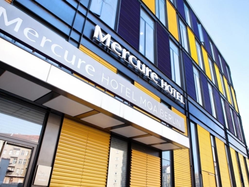 Mercure Hotel MOA Berlin #1
