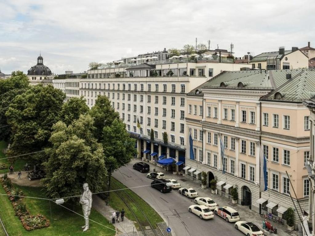 Hotel Bayerischer Hof #1