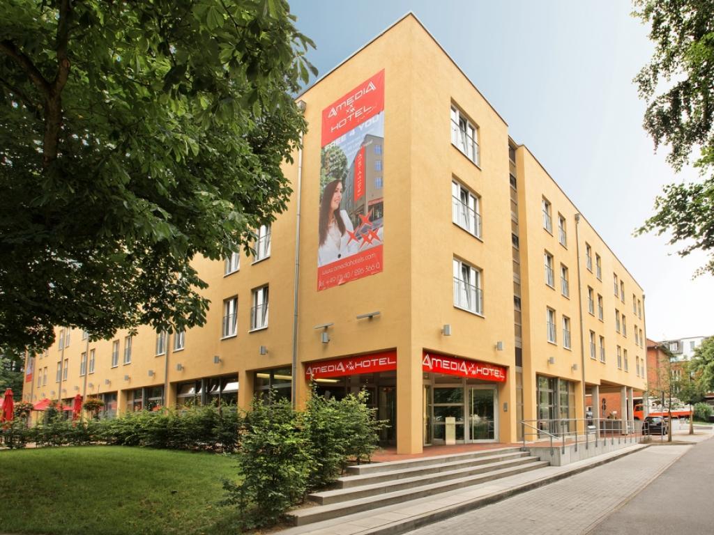 Best Western AMEDIA HOTEL Hamburg #1