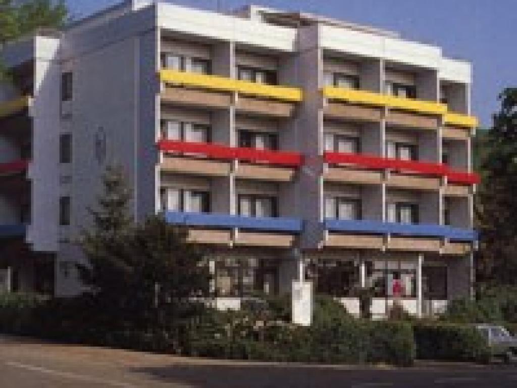 Hotel ISG Heidelberg