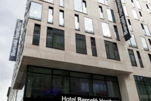 Tagungshotel Hotel Barceló Hamburg
