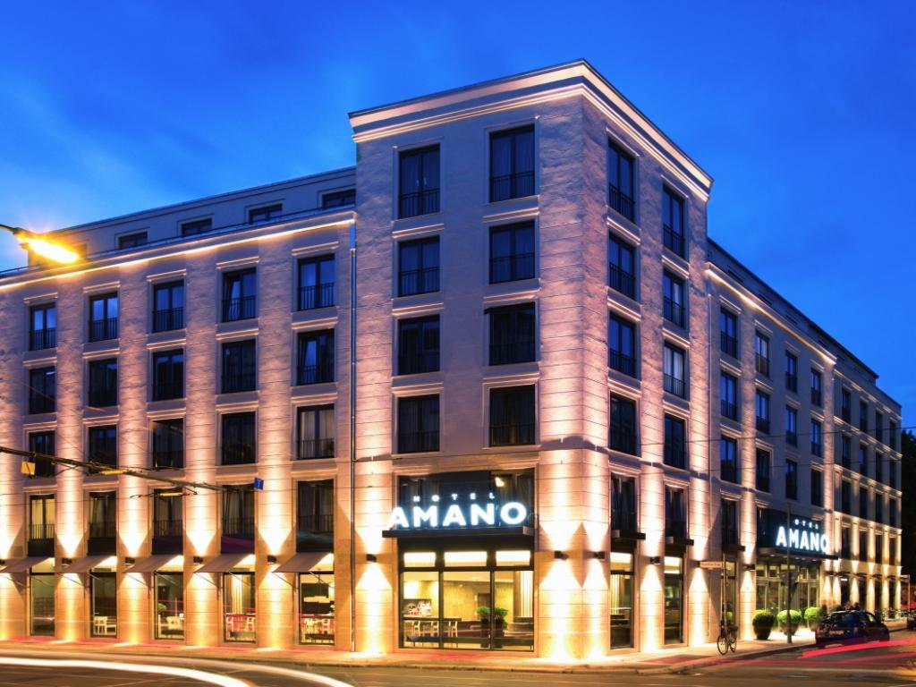 Hotel AMANO #1
