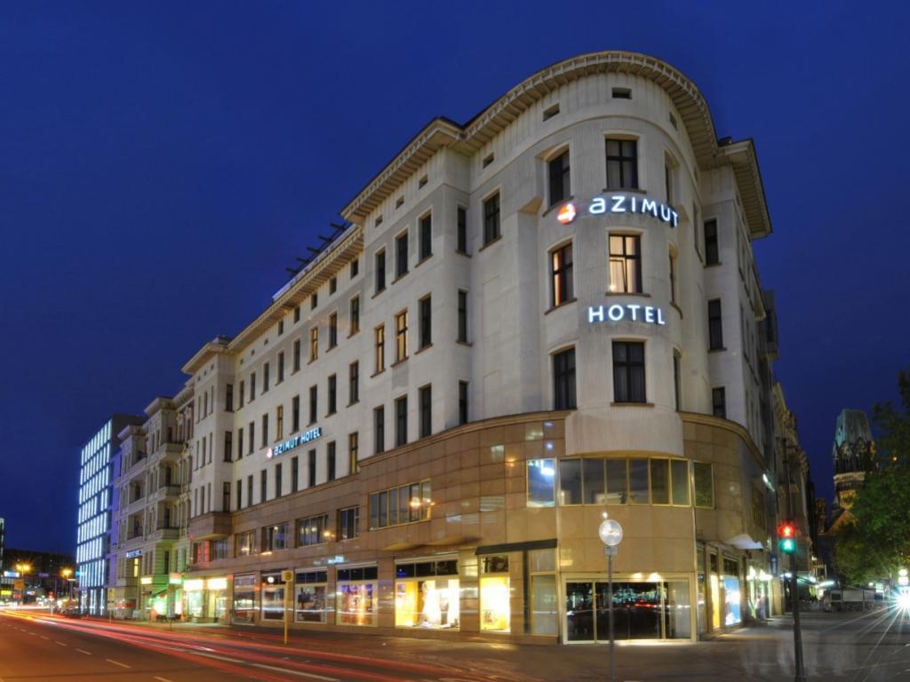 AZIMUT Hotel Berlin Kurfuerstendamm #1