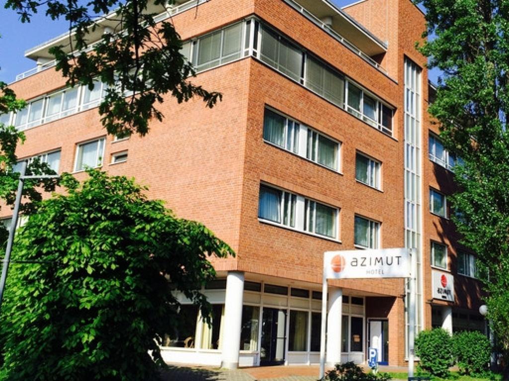 AZIMUT Hotel Berlin City South #1