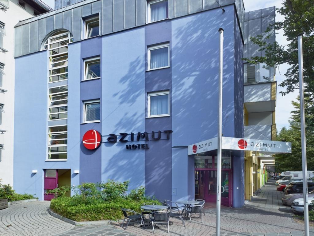 AZIMUT Hotel Nürnberg #1