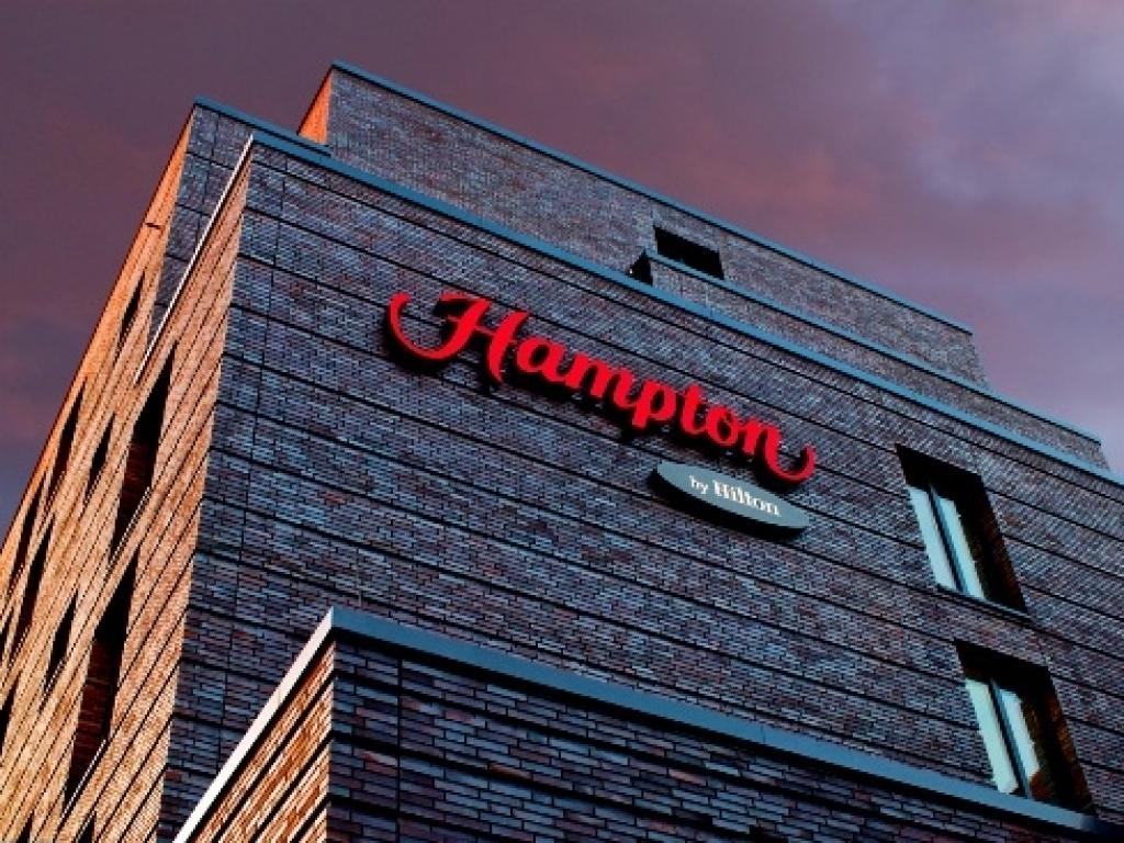 Hampton by Hilton Berlin City West #1