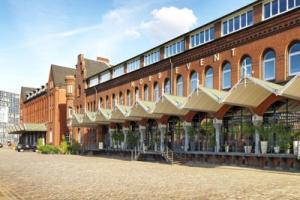 Tagungshotel Ehemaliges Hauptzollamt Hafen Hamburg