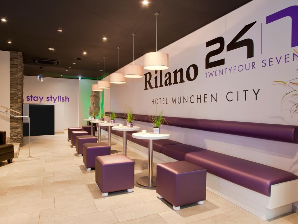 Rilano 24|7 Hotel München City