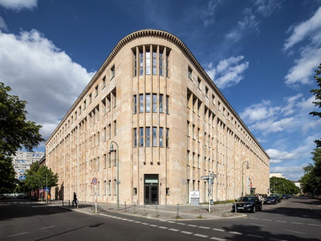 Crowne Plaza Berlin - Potsdamer Platz #1