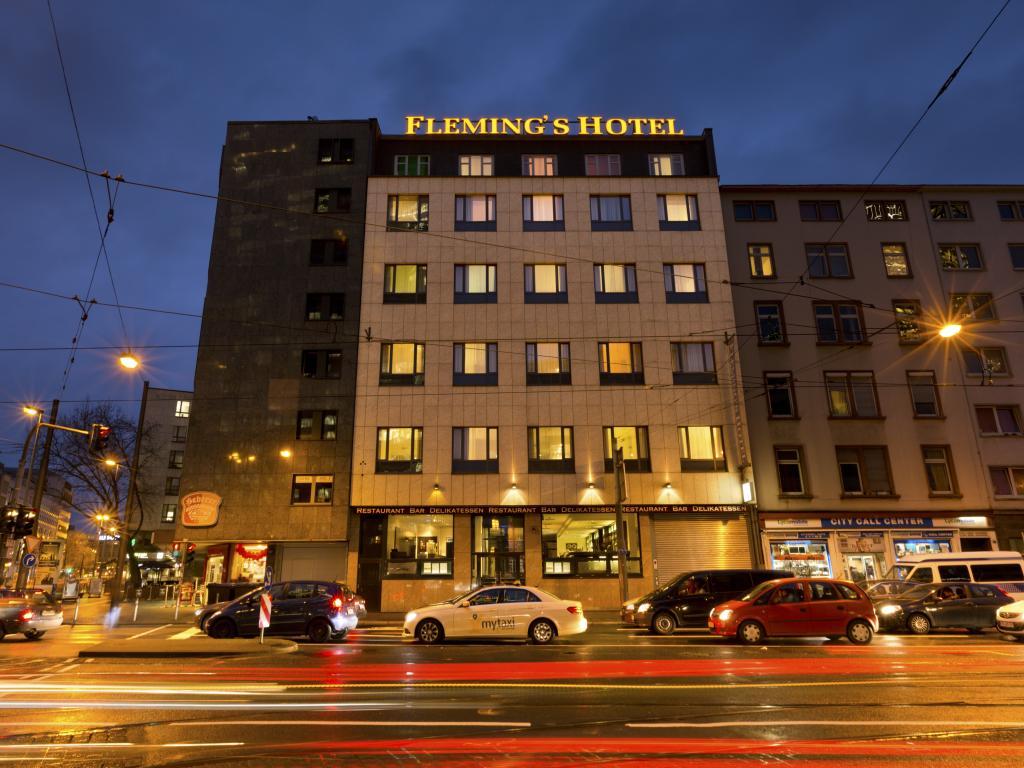 Fleming's Hotel Frankfurt-Messe #1
