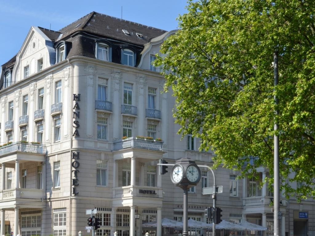 Favored Hotel Hansa Wiesbaden