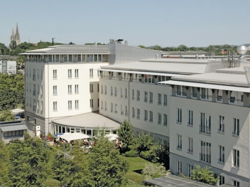 Hansa Apart Hotel Regensburg #1