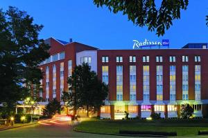 Tagungshotel Radisson Blu Hotel, Karlsruhe