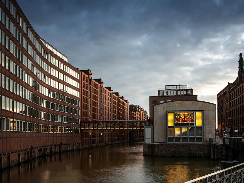 AMERON Hamburg Hotel Speicherstadt #1