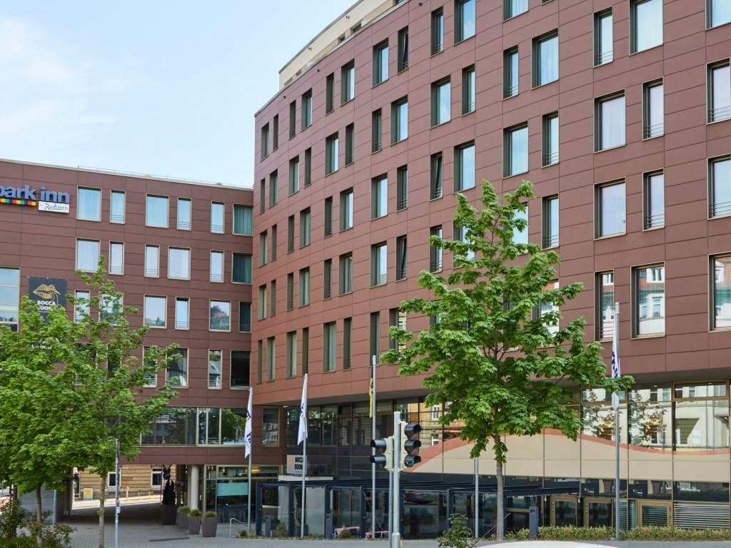 Park Inn by Radisson Stuttgart #1