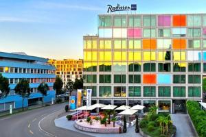 Tagungshotel Radisson Blu Hotel, Lucerne