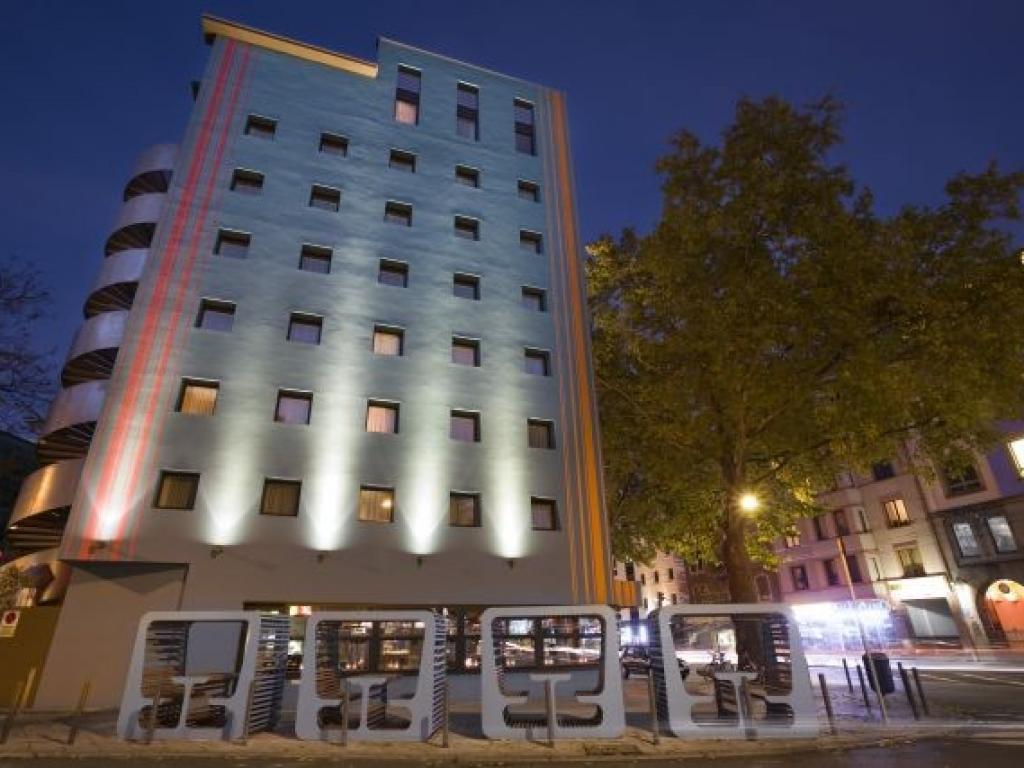 25hours Hotel The Goldman #1