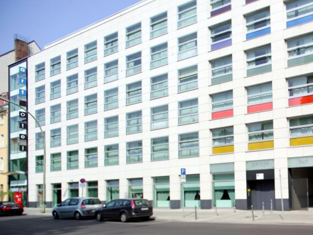 art'otel berlin mitte #1