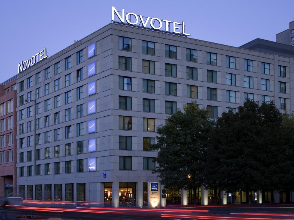 Novotel Berlin Mitte #1