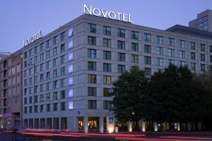 Tagungshotel Novotel Berlin Mitte
