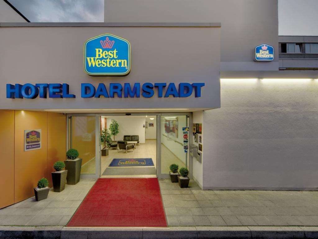Best Western Hotel Darmstadt #1