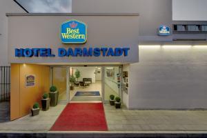 Tagungshotel Best Western Hotel Darmstadt