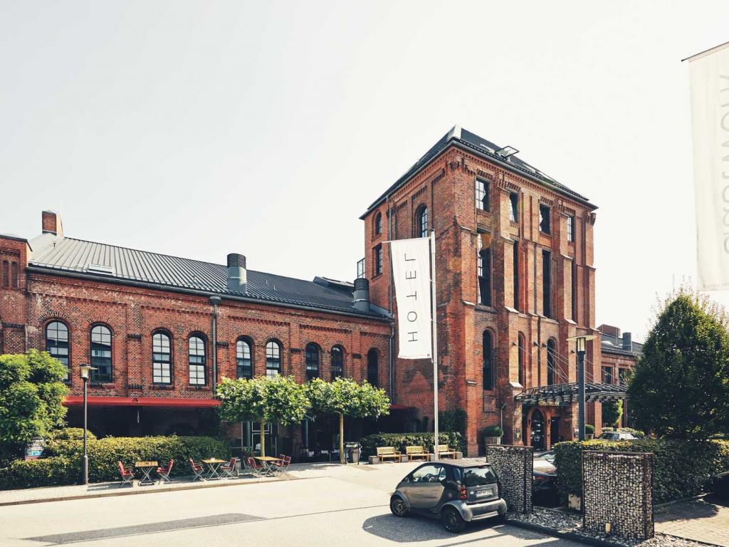 Gastwerk Hotel Hamburg #1