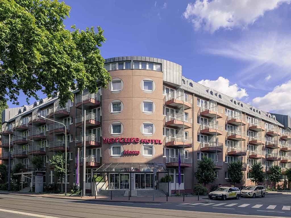 Mercure Hotel & Residenz Frankfurt Messe #1