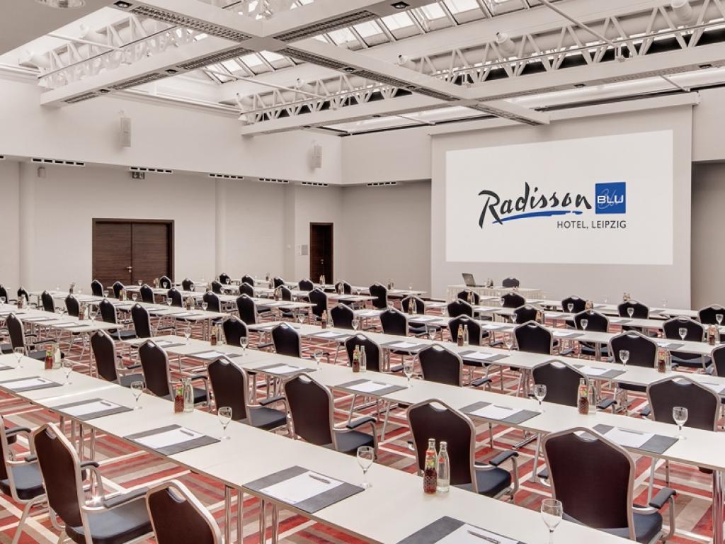 Radisson Blu Hotel, Leipzig