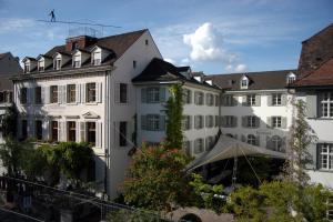 Tagungshotel Der Teufelhof Basel & SET Hotel.Residence by Teufelhof Basel