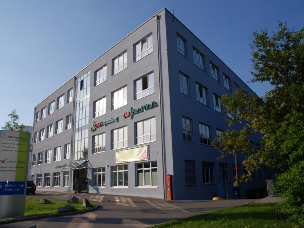 ZAR Hotel Vitalis Garni #1
