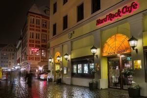 Tagungshotel Hard Rock Cafe München