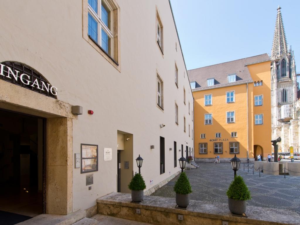 ACHAT Plaza Herzog am Dom Regensburg #1