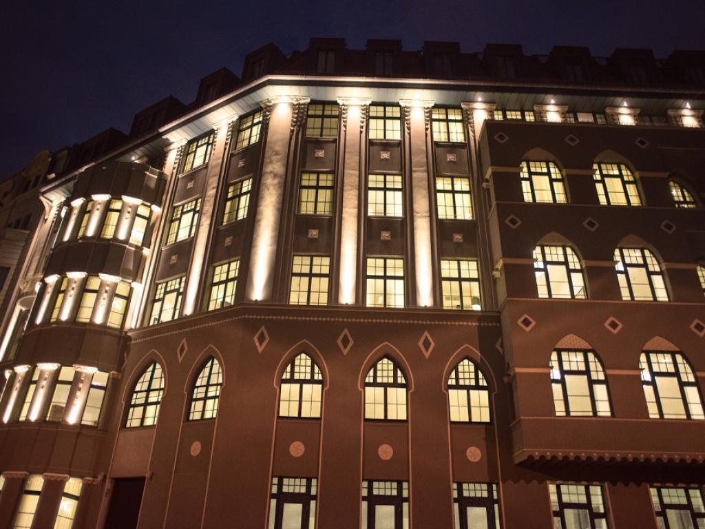 Hotel am Steinplatz #1