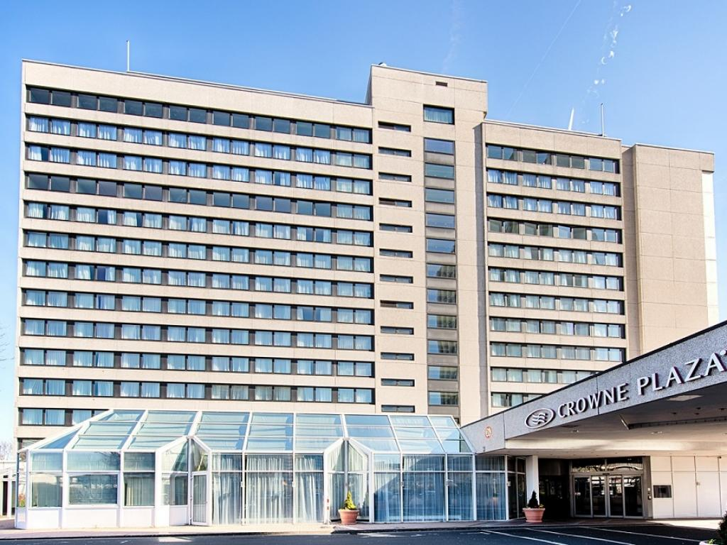 Crowne Plaza Frankfurt-Congress Hotel #1